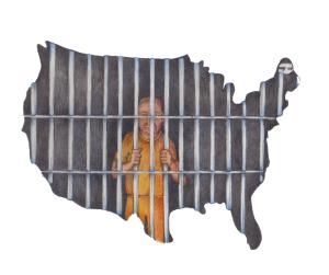 VS gevangen
